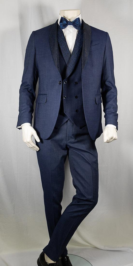 Veste de costume cérémonie LEBOLE ligne Giacche'81