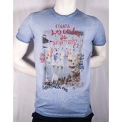 T shirt coton mc fantaisie bob