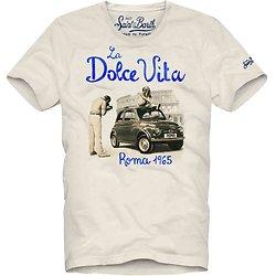 T.shirt Dolce Roma MC2 St Barth