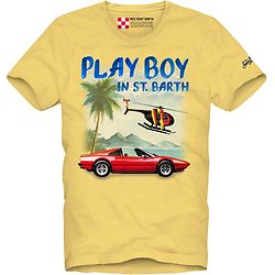 T.shirt play car MC2 St Barth