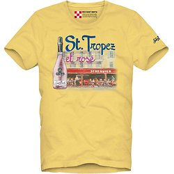 T.shirt St Tropez MC2 St Barth