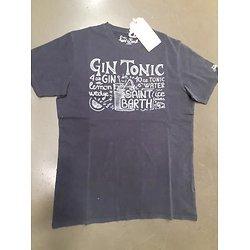 T shirt MC2 ST BARTH mc gin