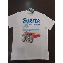T shirt MC2 ST BARTH Surfer