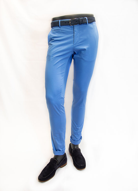 Pantalon fresco coton