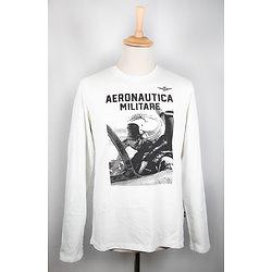 Tee shirt manches longues AERONAUTICA MILITARE