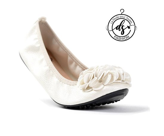 Ballerines MIA blanches