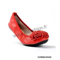 Ballerines MIA rouge