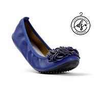 Ballerines MIA bleu royal