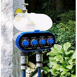 Programmateur arrosage analogique 2 valves
