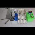 Potager sur pied Hydroponique  HYDRO9 Structure Inox Ecovi®
