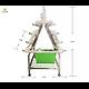 Système Hydroponique  HYDRO11 Structure Inox 2 faces sur roues Ecovi®