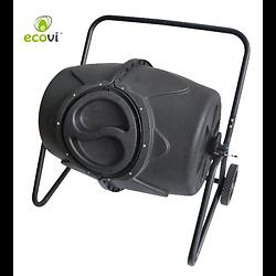 Composteur de terrasse rotatif MIDTOWN 190L  Ecovi®
