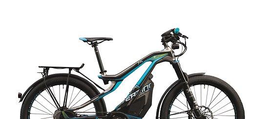 Vélo ville Homologué (25Kmh)