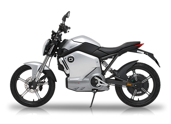"Super SOCO TC 1200R ""Silver"""