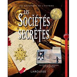 Les sociétés secrètes Jean-François Signier
