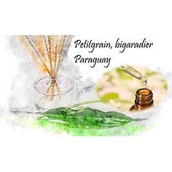HE Petitgrain, biologique Paraguay
