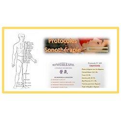 Fiches protocole pour Sonothérapeute