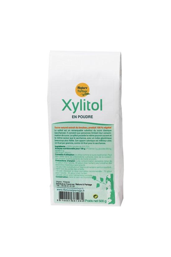 Xylitol sucre de bouleau – 500 g