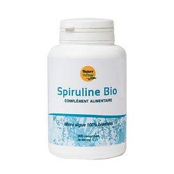 Spiruline 300 comprimés 500 mg bio