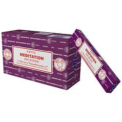 Encens bâtonnets Satya Méditation
