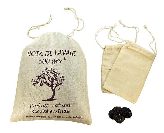 NOIX DE LAVAGE INDIENNES (500 GRAMMES)