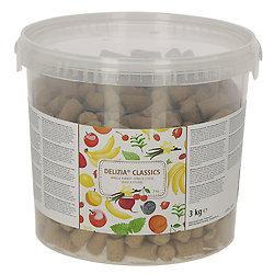 Friandises Cheval Delizia Cerise/vanille 3kg