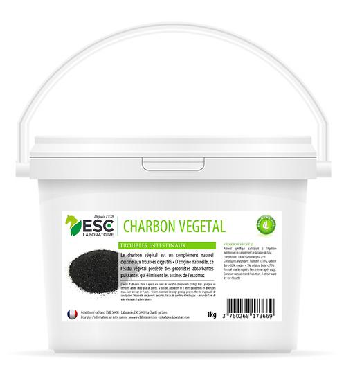 Charbon végétal 1kg ESC Laboratoire