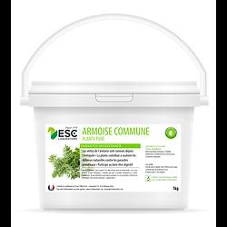 Armoise – Parasites intestinaux cheval – Plante pure ESC Laboratoire 1kg