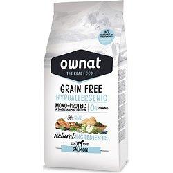 OWNAT Grain Free Hypoallergenic au saumon 14kg