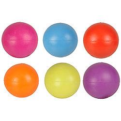 Balle Caoutchouc 6 cm