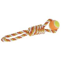 Corde de Tirage poignée + balle tennis