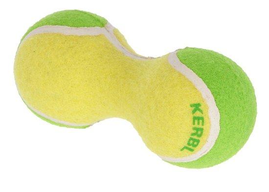 Haltère tennis pour chien
