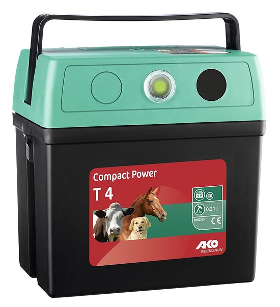 Electrificateur AKO Compact Power T 4