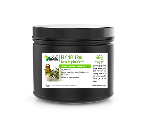 Fly neutral gel