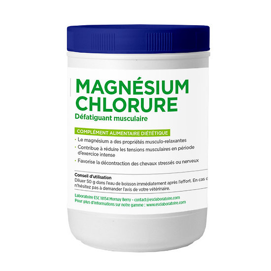 Magnésium Chlorure