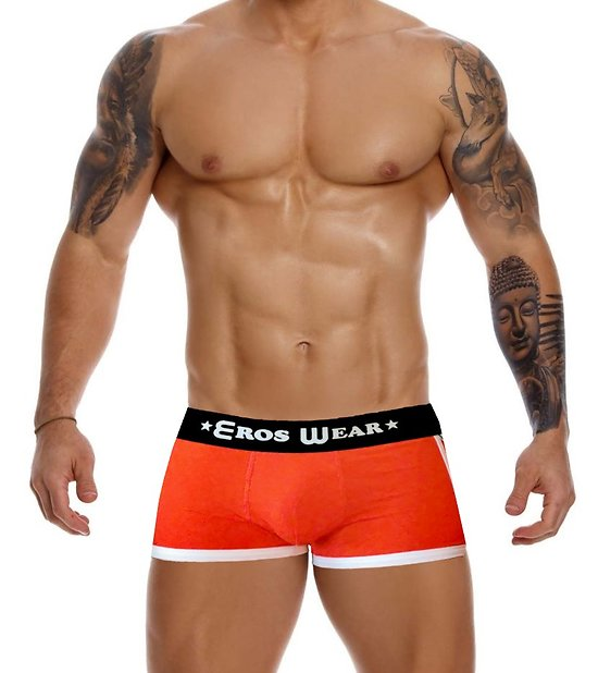 Boxer Homme Sport Boost Rouge