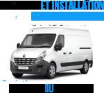 Livraison et installation de votre location / Location sono le mans