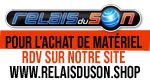 Relais du SON: vente de matériel de sonorisation, éclairage, vidéo, dj
