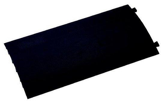 PASSAGE DE CABLE NOIR 80 X 43 CM