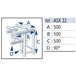 ANGLE 3D TRIANGLE 290 ALU