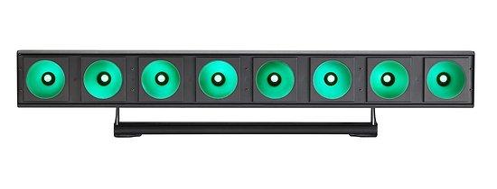 BARRE 8 LED 30W TRI COB AVEC AFFICHEUR LCD CONTEST