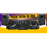 "Pack ""TOTAL DJ 350"" + Sono"