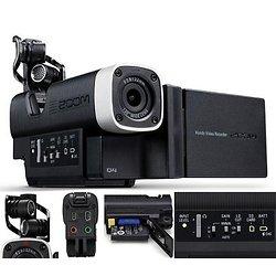 Enregistreur audio & vidéo Full HD compact ZOOM