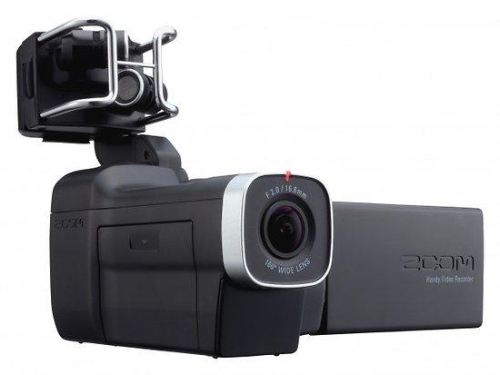 ENREGISTREUR COMPACT AUDIO 4 PISTES + VIDEO HD 3M
