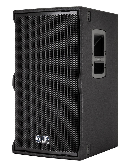 enceinte active pro tt2 a 1 600w rcf. Black Bedroom Furniture Sets. Home Design Ideas