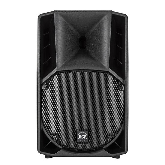 "ENCEINTE AMPLIFIEE 750W 10"" + ALIM"