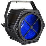 PROJECTEUR RETRO 156 LEDS RVB 1W CONTROLE DMX SANS FIL HPL-575 LAMP