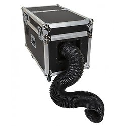 MACHINE A FUMEE LOURDE 1500W EN FLIGHT CASE BT-H2FOG BRITEQ