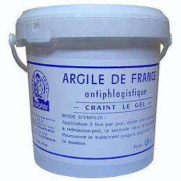 ARGILE DE FRANCE 5 kg