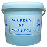 GOUDRON DE NORVEGE 5 LITRES (BIDON)